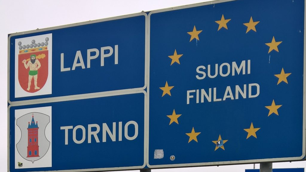 De 1000 søers land, Finland.