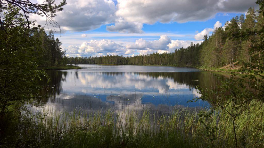 1000 søers land