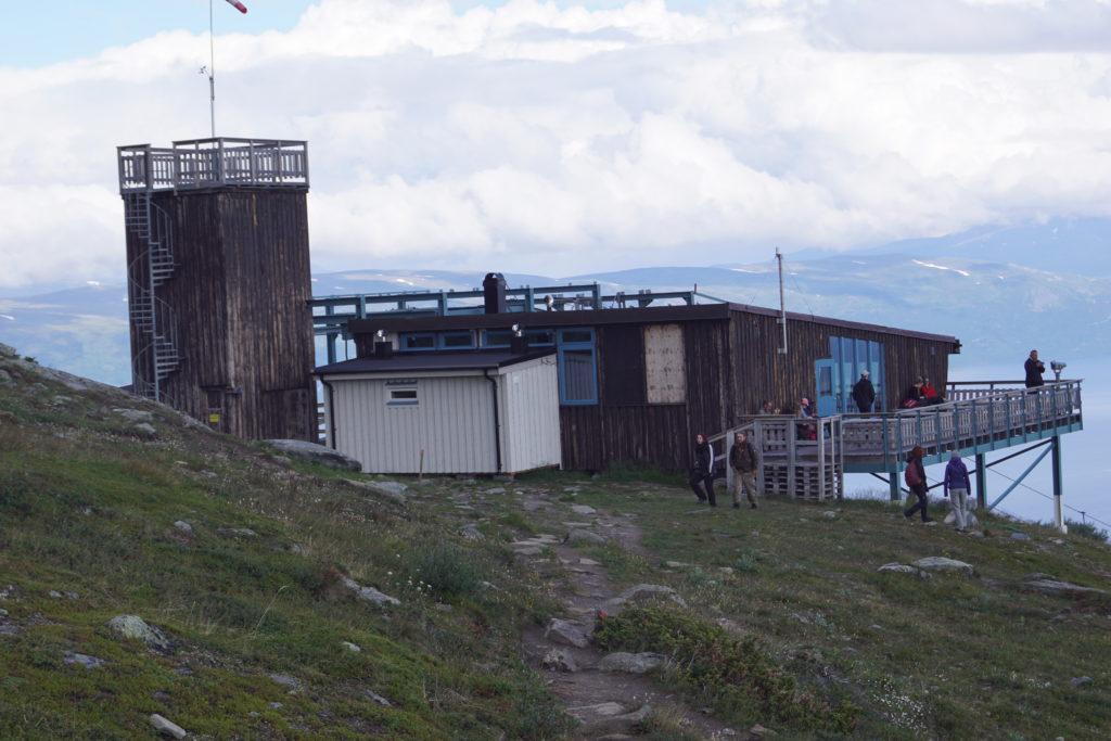 Nuolja, Abisko
