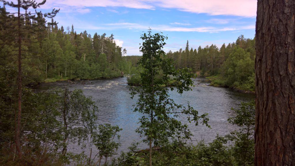 Oulanka nationalpark
