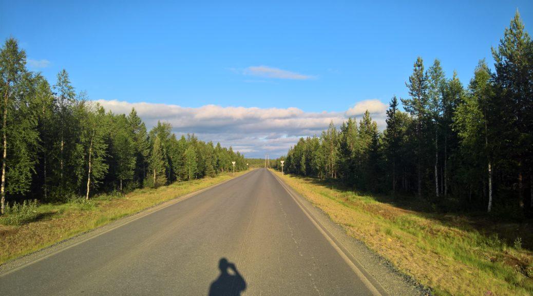 Tilbage til Ivalo