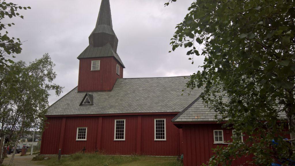 Kautokeino kirke