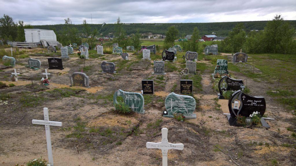 Kautokeino kirkegård