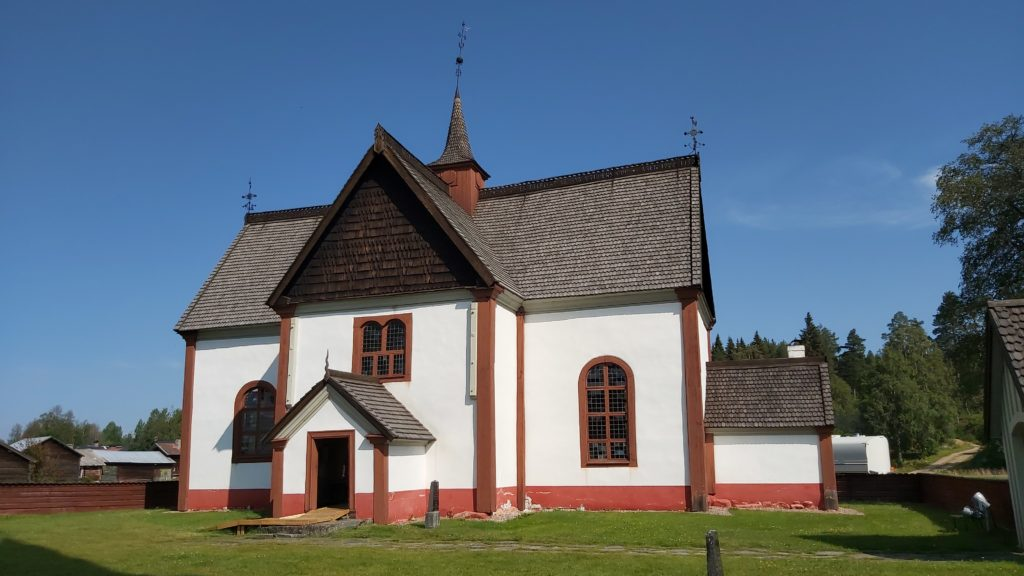 Älvros gamle kirke