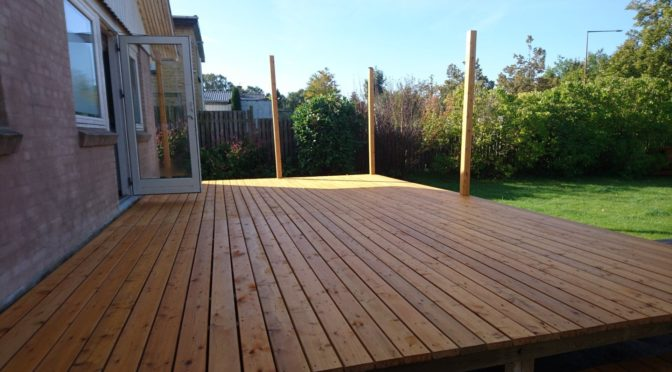 Kan jeg bygge en træterrasse?