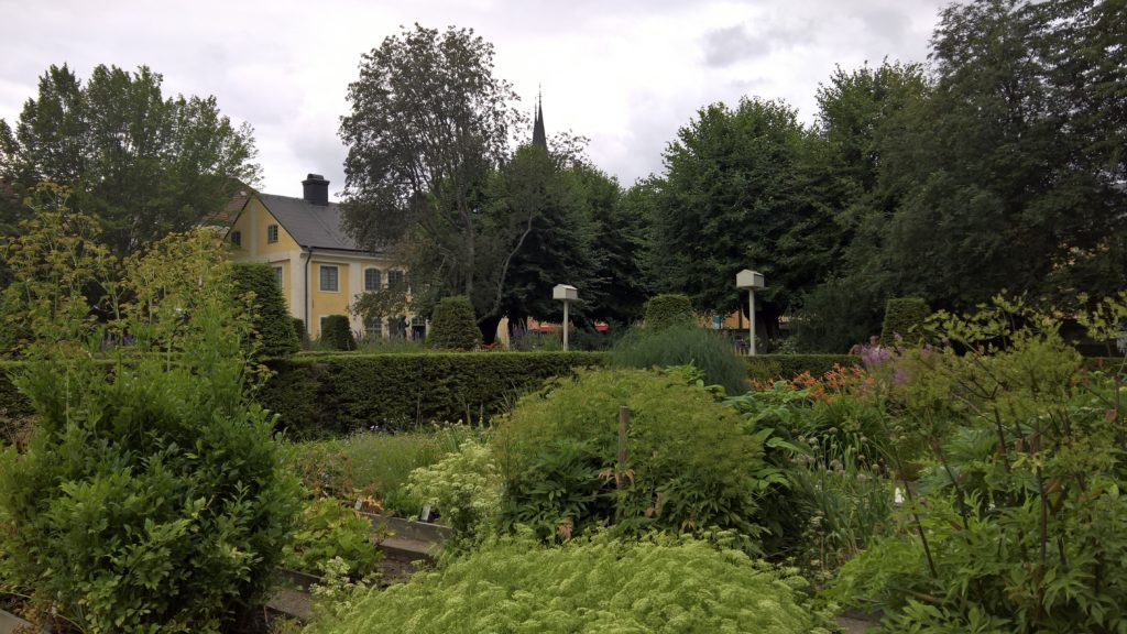 Uppsala Roadtrip til Sverige