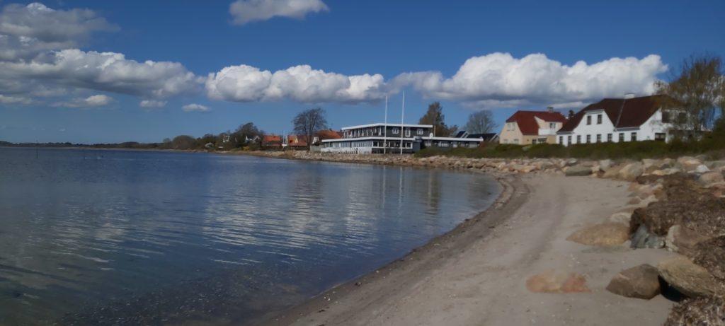 Kajak i Holbæk Fjord
